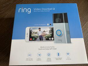 Brand new ring video doorbell 2 for Sale in San Antonio, TX