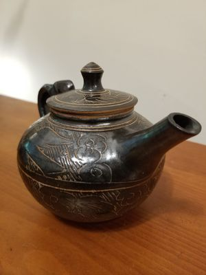 Asian Stone tea kettle for Sale in North Chesterfield, VA
