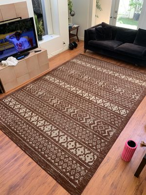 Large area rug!! for Sale in Los Angeles, CA