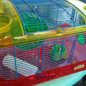 hamster mouse rat small animal cage for Sale in Merced, CA