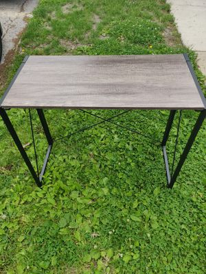 Small foldable desk or table for Sale in Bloomington, IL