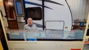 2017 Outback Ultra Light Camper for Sale in Kelso, MO