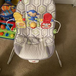 Infant Bouncer Chair for Sale in Virginia Beach, VA