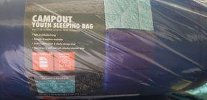 BRAND NEW YOUTH SLEEPING BAG for Sale in Chesapeake, VA