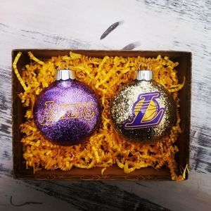 Lakers ornaments for Sale in Bakersfield, CA