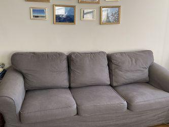 7' Grey Sofa for Sale in Washington,  DC