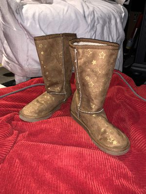 Brown Girls Boots for Sale in Port Hueneme, CA