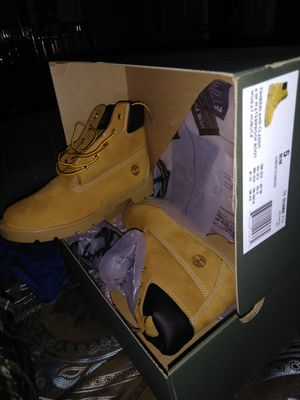 2 PAIR OF BRAND NEW TIMBERLAND BOOTS $80 EACH for Sale in Dallas, TX