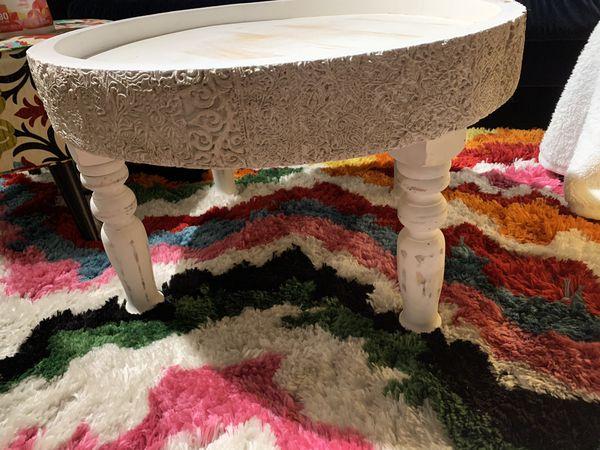 Boho coffee table