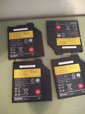 22 Laptop Batteries Lot 100$ for Sale in Dallas, TX