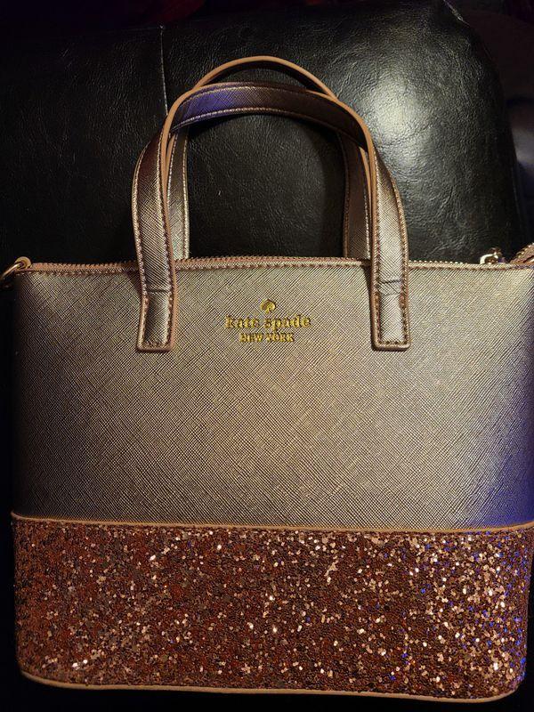 Kate Spade purse (pink/rose)