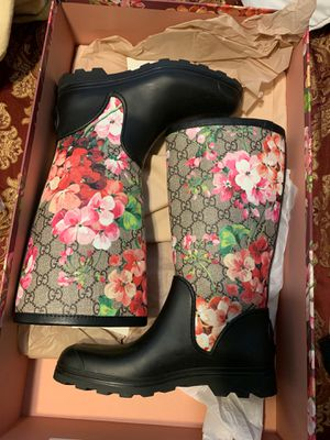Women's Gucci Rain Boots for Sale in Redford Charter Township, MI