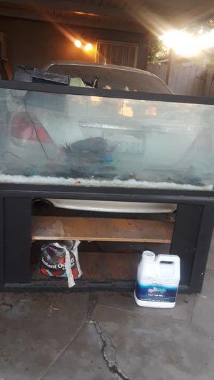 55 gallon fish tank for Sale in Stockton, CA