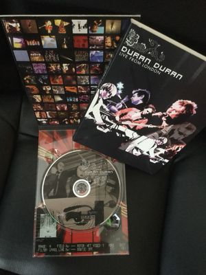 DURAN - DURAN * Live from London / Amazing Music 🎶 Concert from Duran Duran DVD 📀 for Sale in Annandale, VA