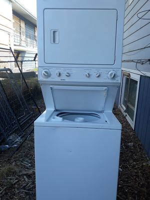 Whirlpool stacked washer/dryer for Sale in Anchorage, AK