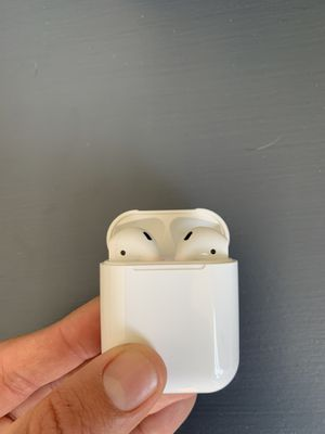Brand new Airpods with charging case for Sale in Denver, CO
