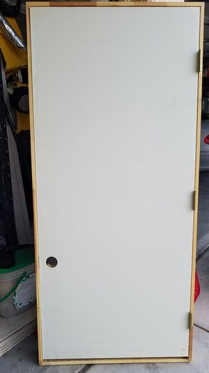 Custom shed door from Lowe's for Sale in Las Vegas, NV