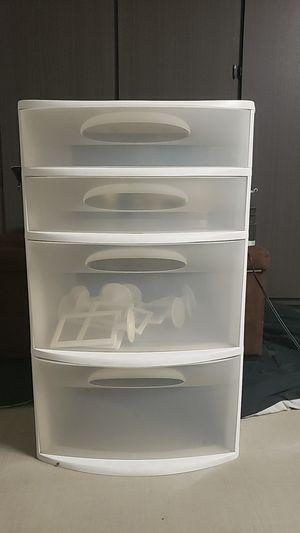 Plastic drawers for Sale in Avondale, AZ