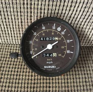 Speedometer for Suzuki motorcycle for Sale in Downers Grove, IL