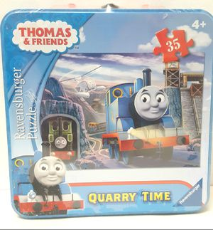 """Thomas & Friends """"Quarry Time """" Ravensburger Puzzle NEW& SEALED for Sale in Valrico, FL"""