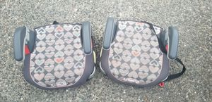 2 booster seats for Sale in Renton, WA