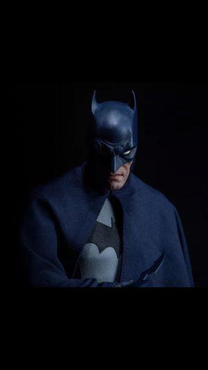 Sideshow hot toys exclusive 1/6 Batman collectible movie figure for Sale in Rancho Santa Margarita, CA