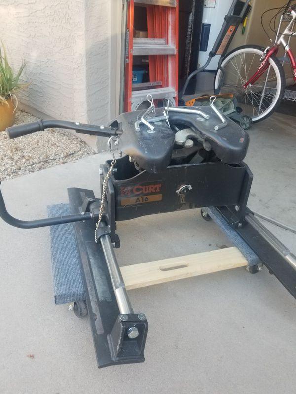 Curt A16 5th wheel hitch