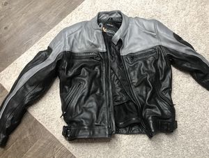 Xelement advanced motorcycle gear men's jacket for Sale in Niles, IL