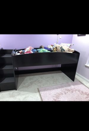 Loft twin bed, excellent condition 200$obo for Sale in Reynoldsburg, OH