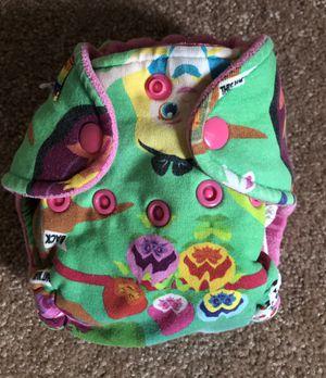 Alice in Wonderland newborn fitted hybrid cloth diaper for Sale in Chula Vista, CA