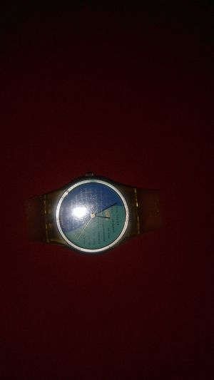 Vintage Swatch Watch Face for Sale in Las Vegas, NV