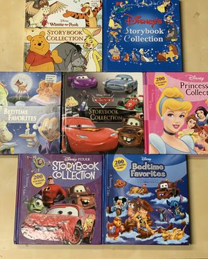 Disney's Story Book Collection: 7 Books for Sale in Diamond Bar, CA