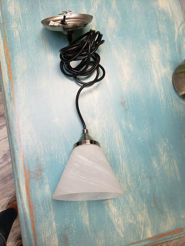 Pendant lighting, new