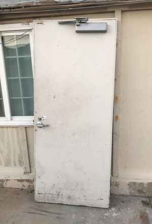 Solid steel door for Sale in Poway, CA