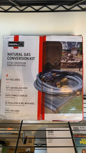 Natural Gas Conversion Kit- New for Sale in Glendale, AZ