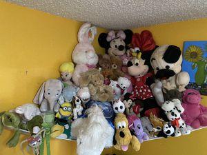 Stuffed animals for Sale in Rialto, CA