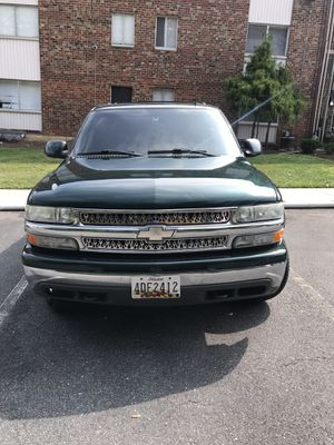 2002 Chevy Suburban for Sale in NEW CARROLLTN, MD