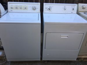 Kenmore Washer and Dryer for Sale in Chino, CA