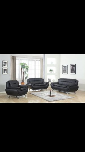 New 3pc living room set/BLACK FRIDAY SALE!!! for Sale in Houston, TX