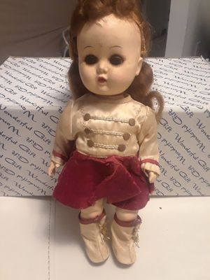 Doll antique 1800s soldier for Sale in Miami, FL