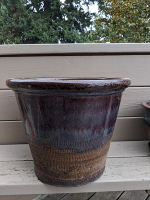 Plant pot for Sale in Gladstone, OR