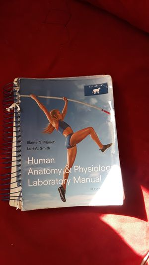 HUMAN ANATOMY & PHYSIOLOGY LABORATORY MANUAL for Sale in Tampa, FL