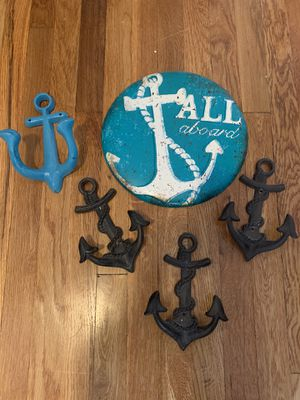 Anchor decorations for Sale in Pittsburgh, PA