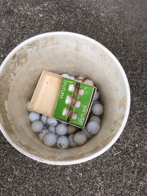 Golf Balls for Sale in Puyallup, WA