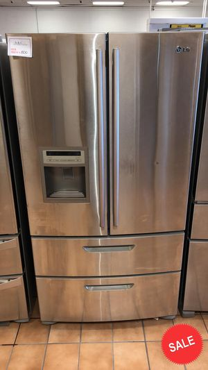 BLOWOUT SALE!LG Refrigerator Fridge LOWEST PRICES! Free Delivery #1559 for Sale in Glen Burnie, MD