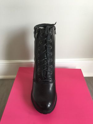Black Combat Boots Sz. 10 for Sale in Temple Hills, MD
