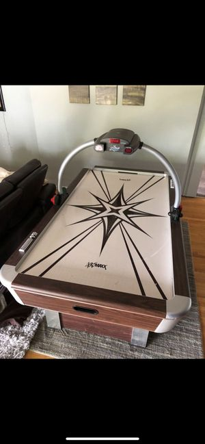 Very nice air hockey table for Sale in Mission Viejo, CA