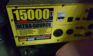 generator for your hole house for Sale in Tampa, FL
