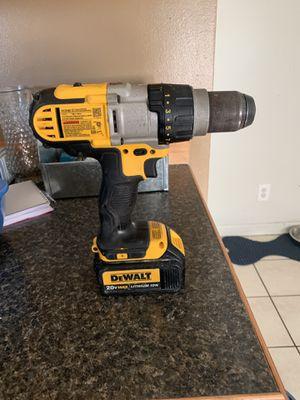Dewalt 20v hammer drill for Sale in Houston, PA