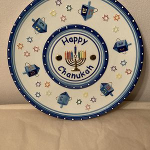 Chanukah Plate for Sale in White Plains, NY